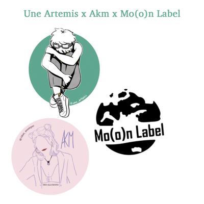 Pack Artemis (Stickers & Badge)
