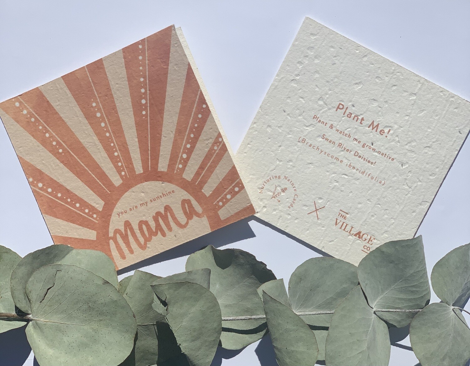 Plantable Mothers Day Card