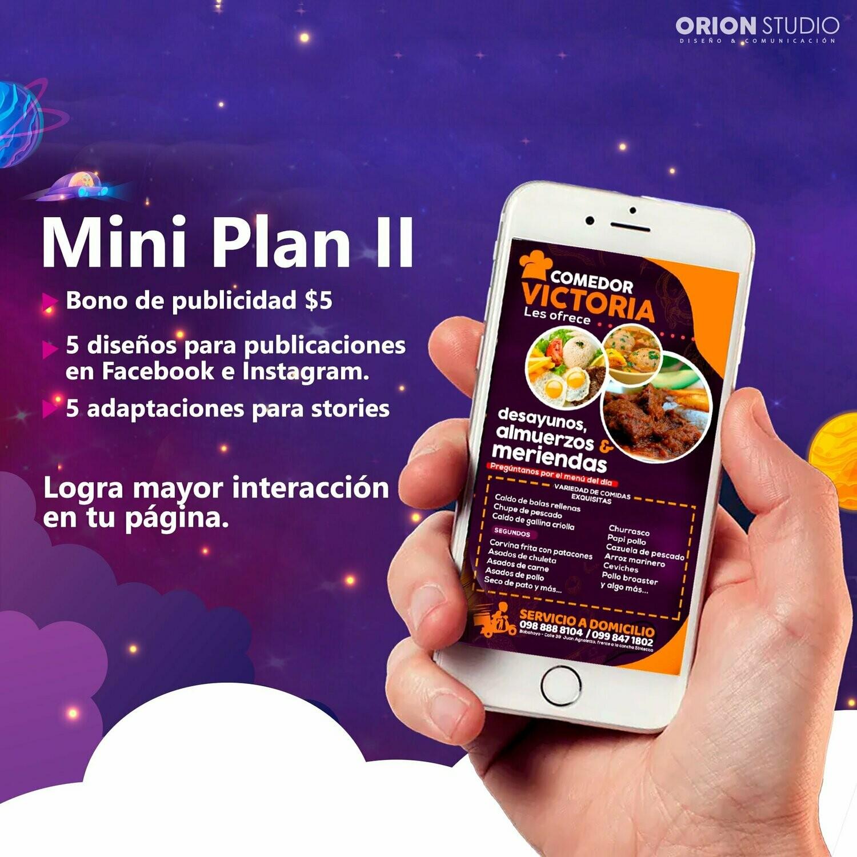 Mini Plan II