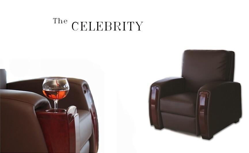 Celebrity lounger