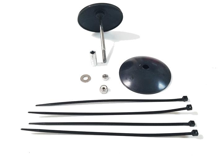 Freedom Wheel 17 Safety Cap Kit