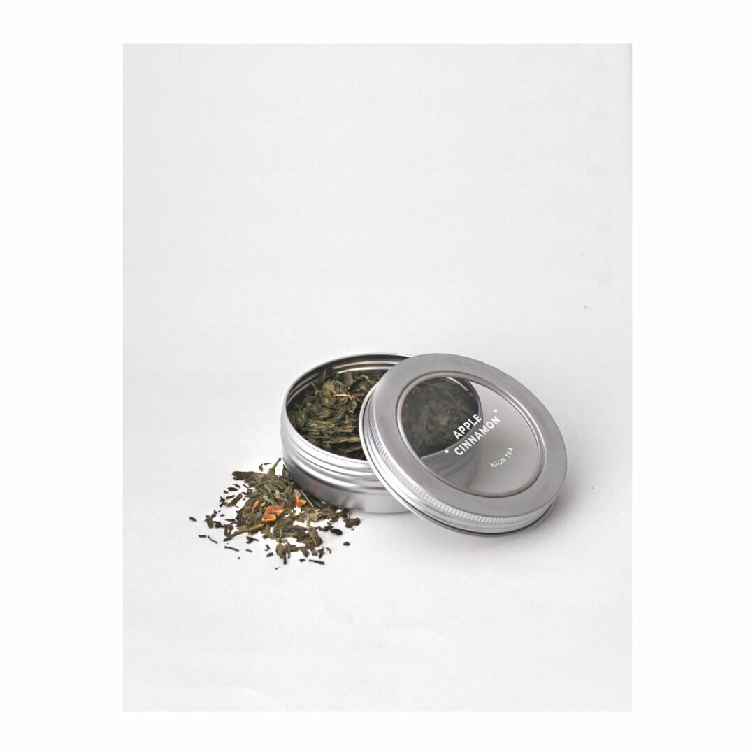 Apple Cinnamon Green Tea