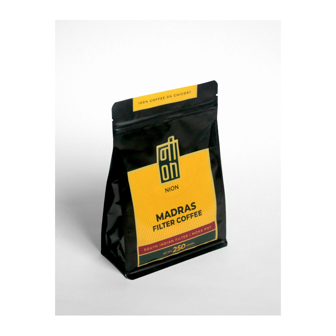 Madras Filter Coffee