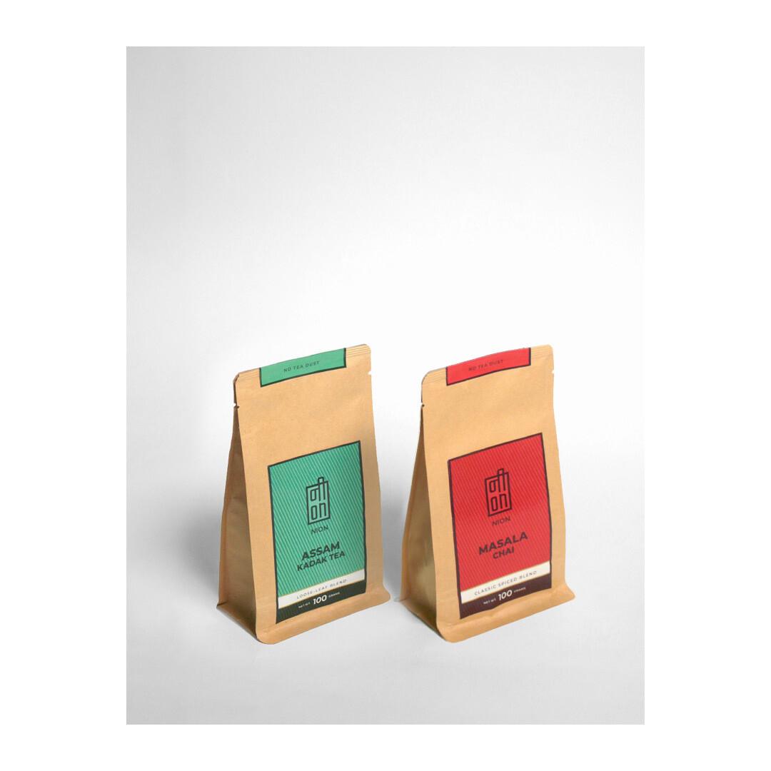 Tea Duo