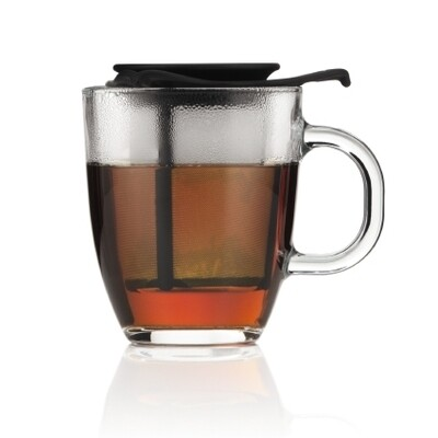 Bodum Tea Mug with Strainer