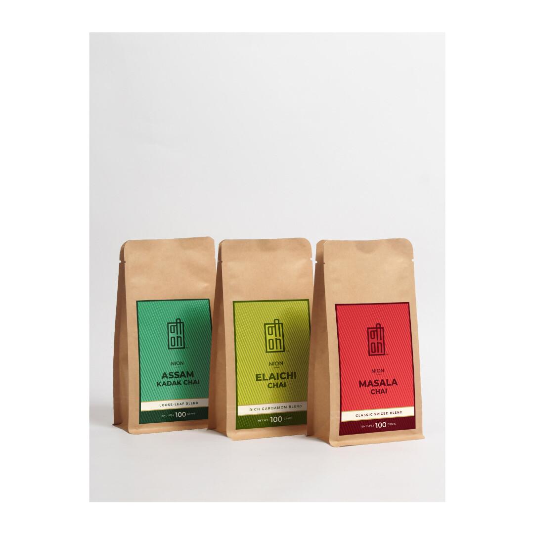 Tea Trio