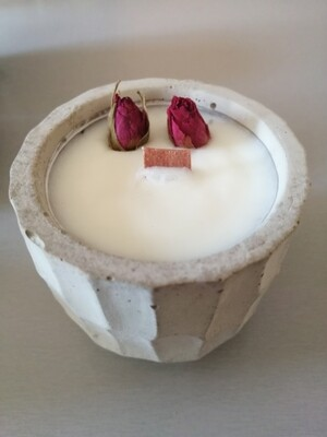 """Soy Candles - """"Peonia"""""""