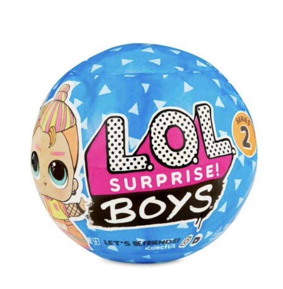 L.O.L Surprise Boys 2 LOL Surprise Boys 2