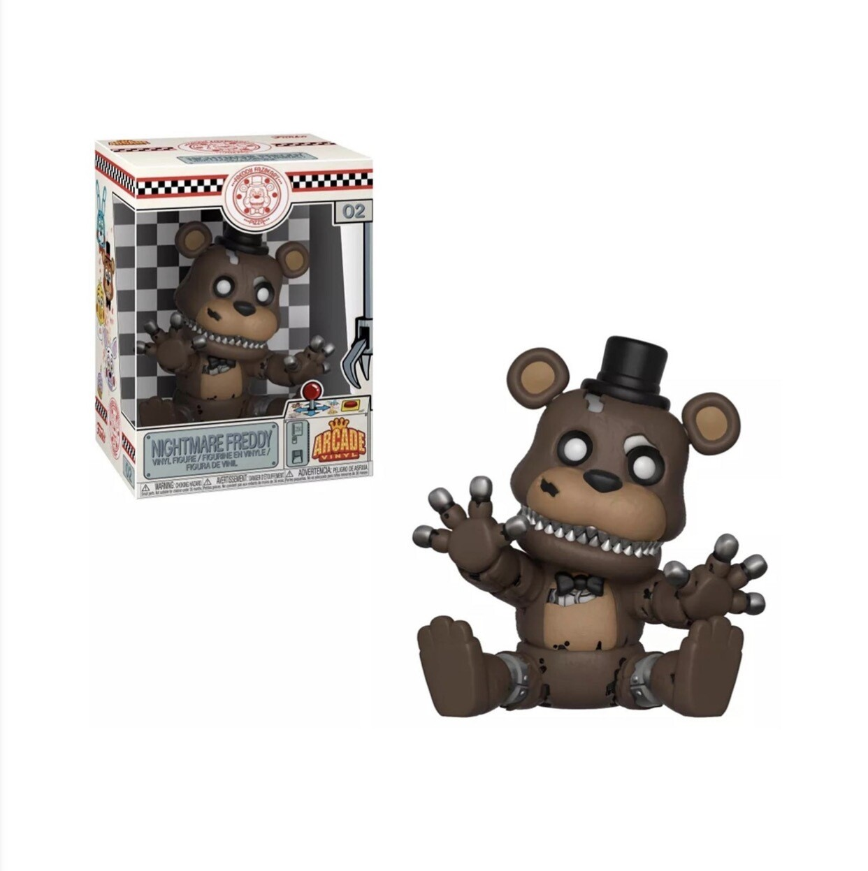 Funko Five Nights at Freddy's Figure Nightmare Freddy