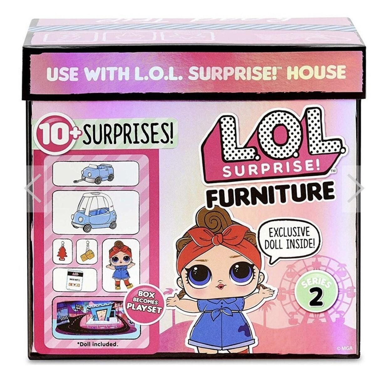 L.O.L Surprise Furniture Series 2 - Road Trip