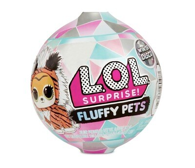 L.O.L. Surprise! Fluffy Pets Winter Disco Series