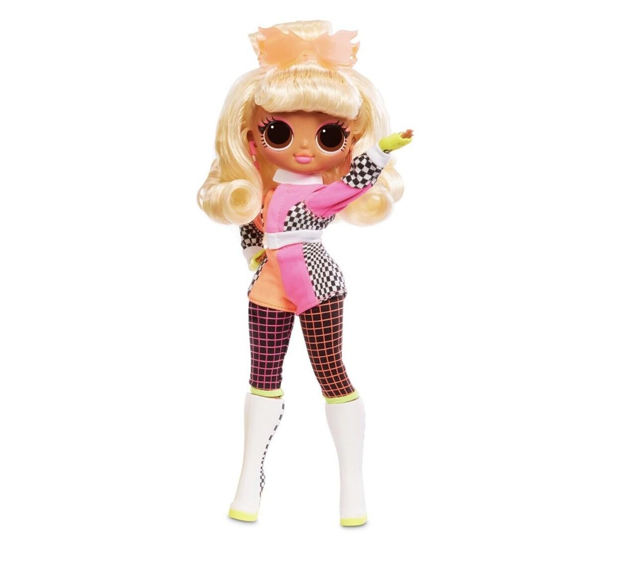 L.O.L. Surprise! O.M.G. Lights Speedster Fashion Doll