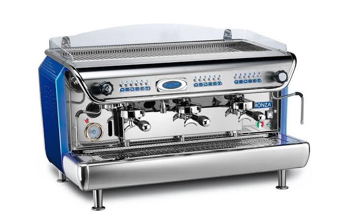 BFC Monza Machine 3GR