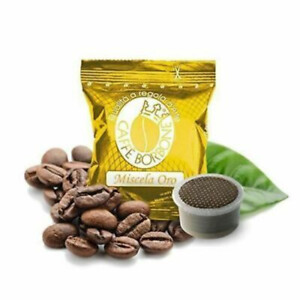 Fap Capsule Compatible With Lavazza Espresso Point Oro Pack of (100 pcs)