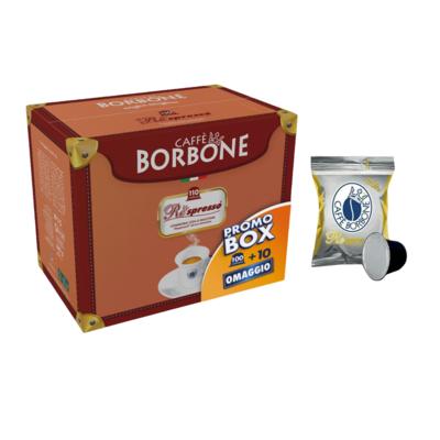 Caffe Borbone Capsules (110 PCs) ORO Nespresso Compatible