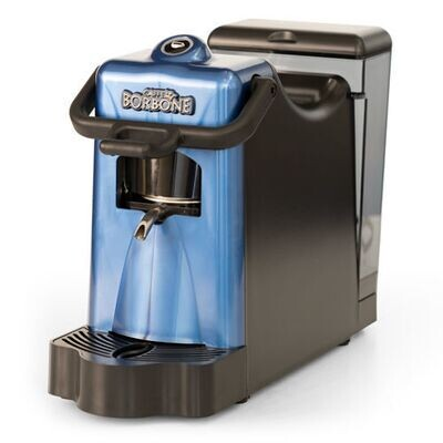 DIDI BORBONE BLUE coffee machine with Pack Of 80 FREE pods