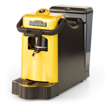 DIDI BORBONE Gold coffee machine with Pack Of 80 FREE pods