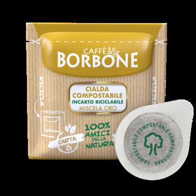 Coffee Pods Gold Blend Borbone 50 PCs Paper Pods