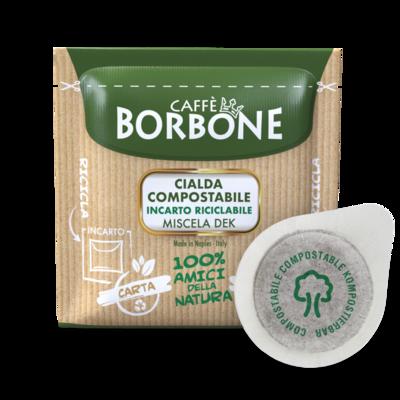 Coffee Pods Green Blend Borbone 50 PCs Paper Pods