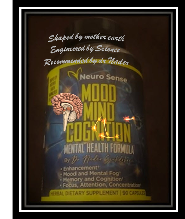 NeuroSense Mood Mind Cognition Nootropic