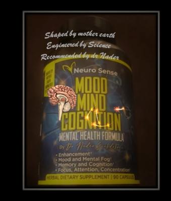 NeuroSense Mood Mind Cognition Nootropic