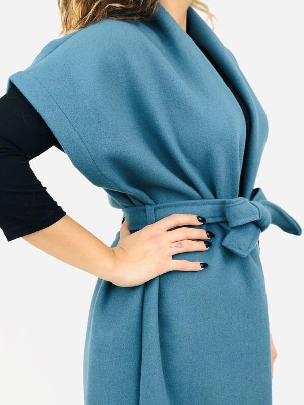 Giacca mantella taglio kimono - CT5375