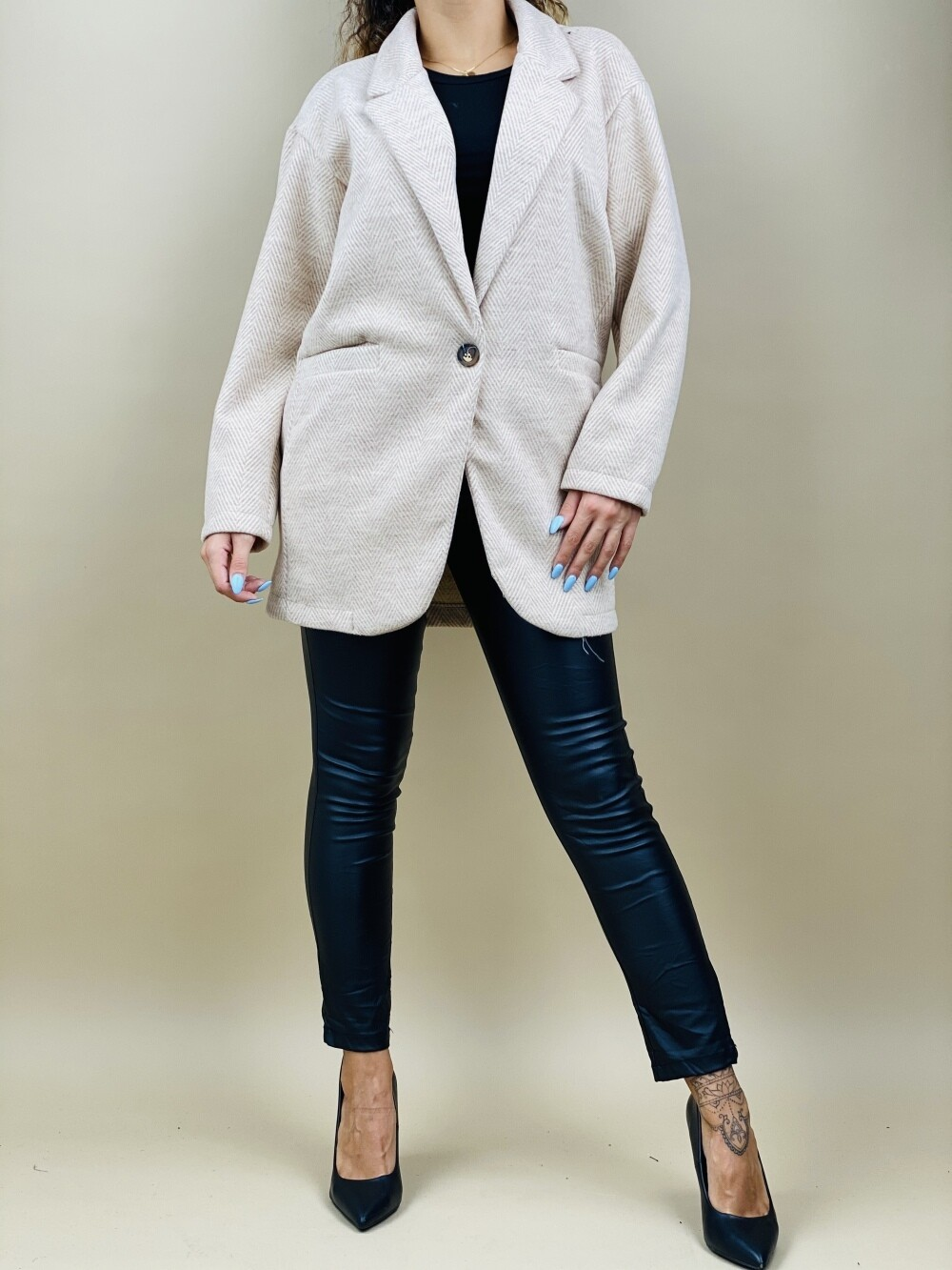 Giacca oversize  - NS0260