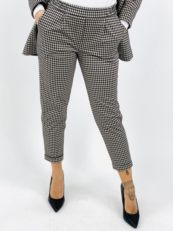 Pantalone lunga con risvolto-  NS0274