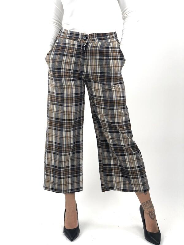 Pantalone a quadri  SRNXFH2-1054