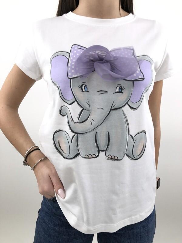 T-Shirt Elefante - FF81162D