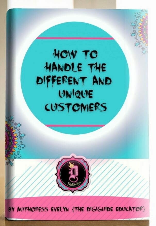 Coming Soon!  How To Handle the Different and Unique Customers (Digital Downloads)