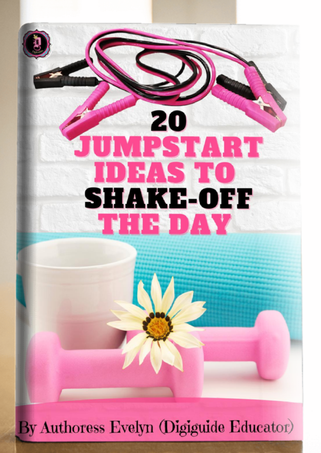 20 Jumpstart Ideas to Shake-Off The Day (Digital Download)