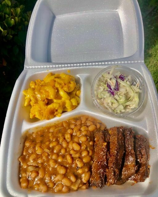 TWO Vegan BBQ Delivery Saturday 11/14