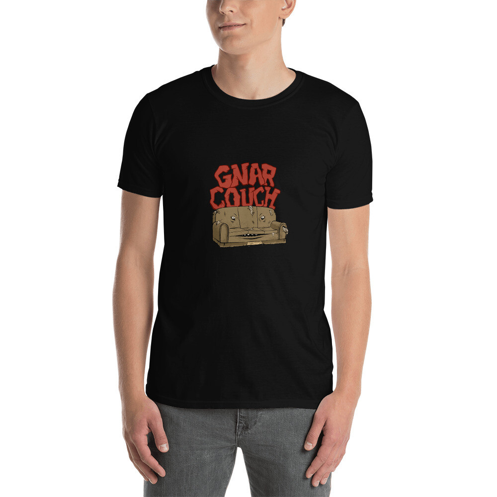 Crappy Gnar Couch Logo Tee
