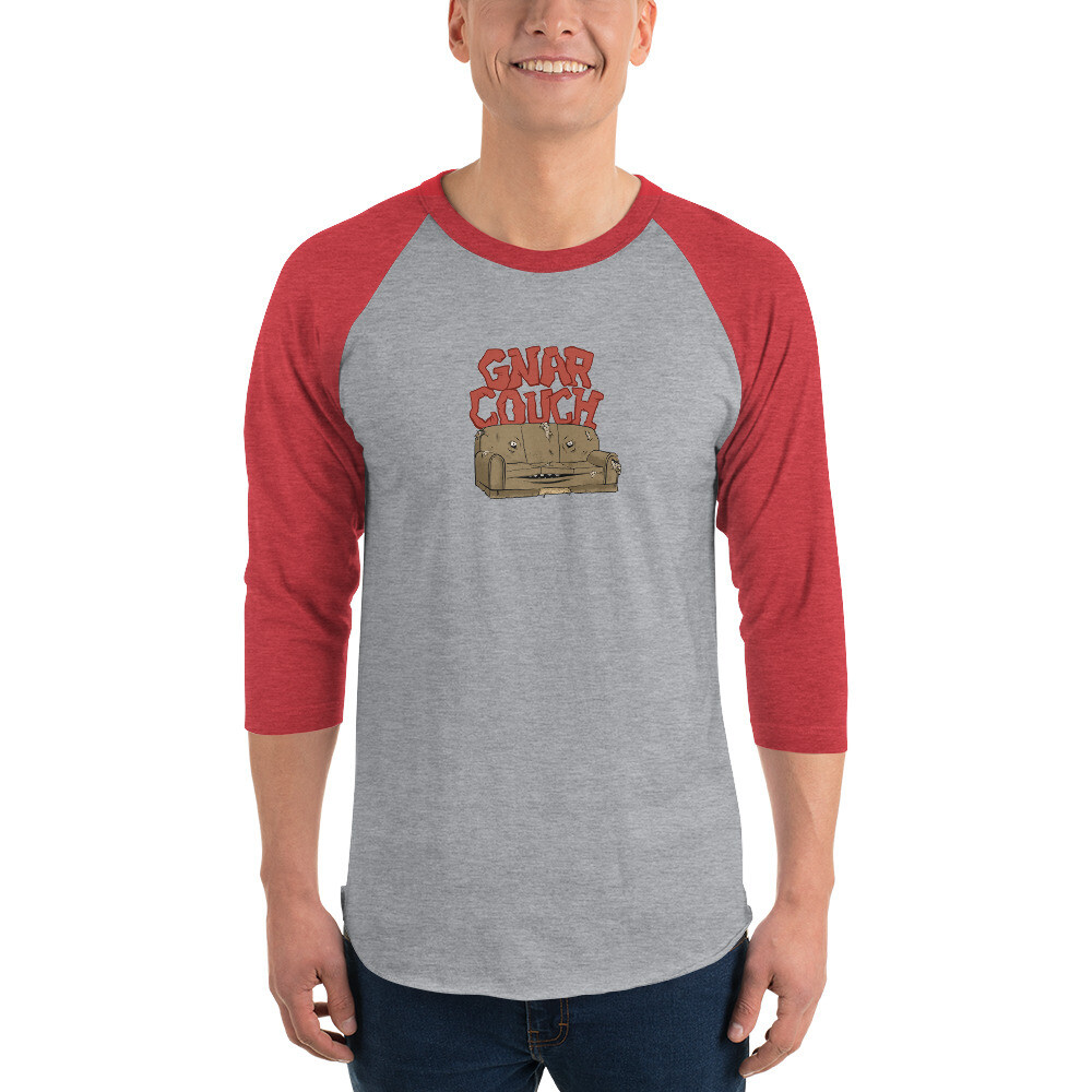 Gnar Couch Confusing Sleeve Shirt