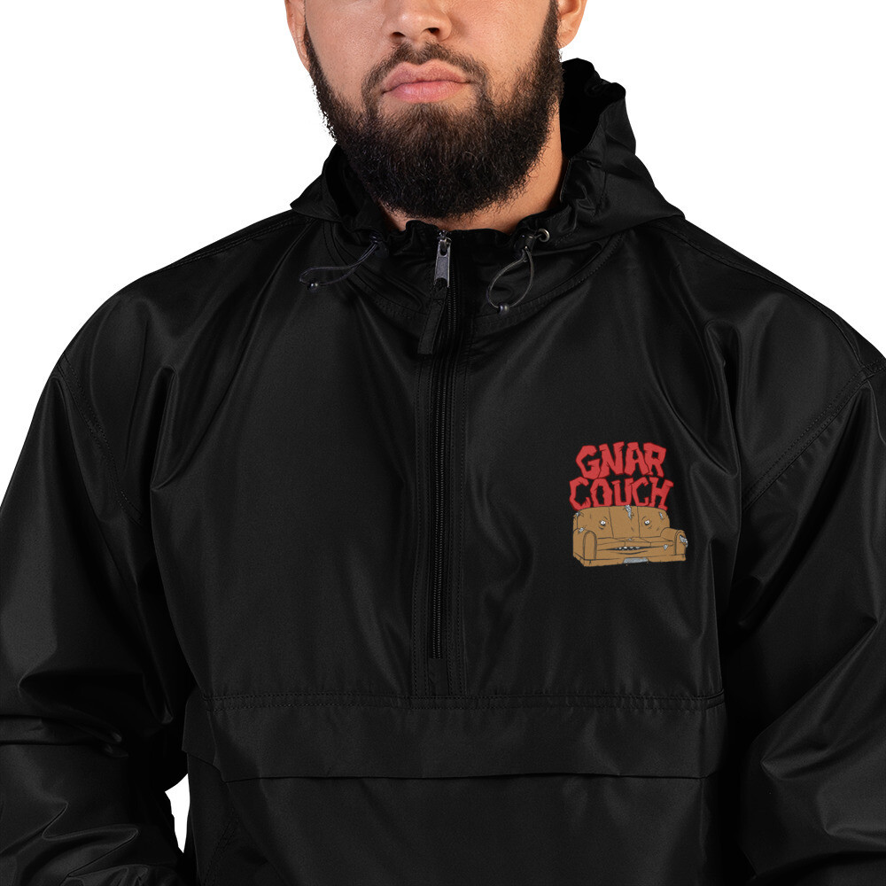 Gnar Couch Send It Packabale Jacket