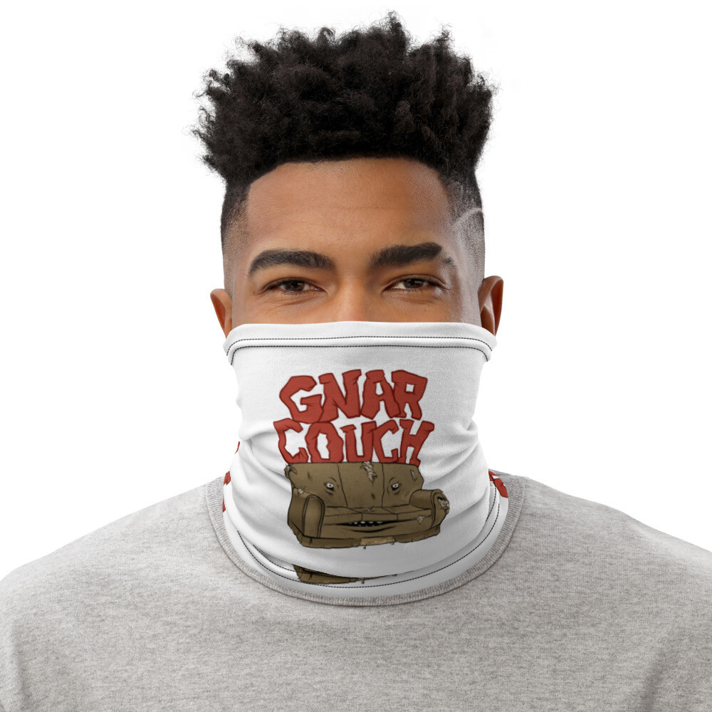 Gnar Couch White Facial Covering