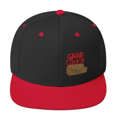 Gnar Couch Snapper Cap