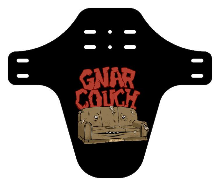 Gnar Couch Enduro AF Mudguard