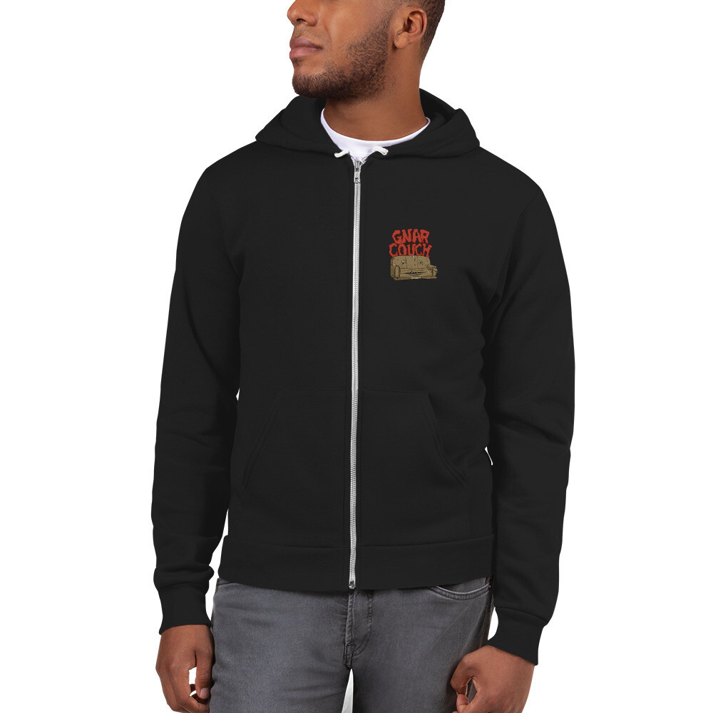 Gnar Couch Zip It and Rip It Hoodie