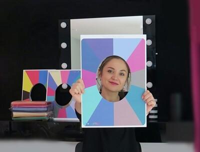 Analiza Kolorystyczna (elektroniczna karta prezentowa)