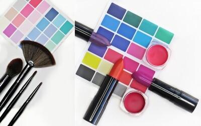 PAKIET 4: Analiza Kolorystyczna + Nauka Makijażu Full Face (elektroniczna karta prezentowa)