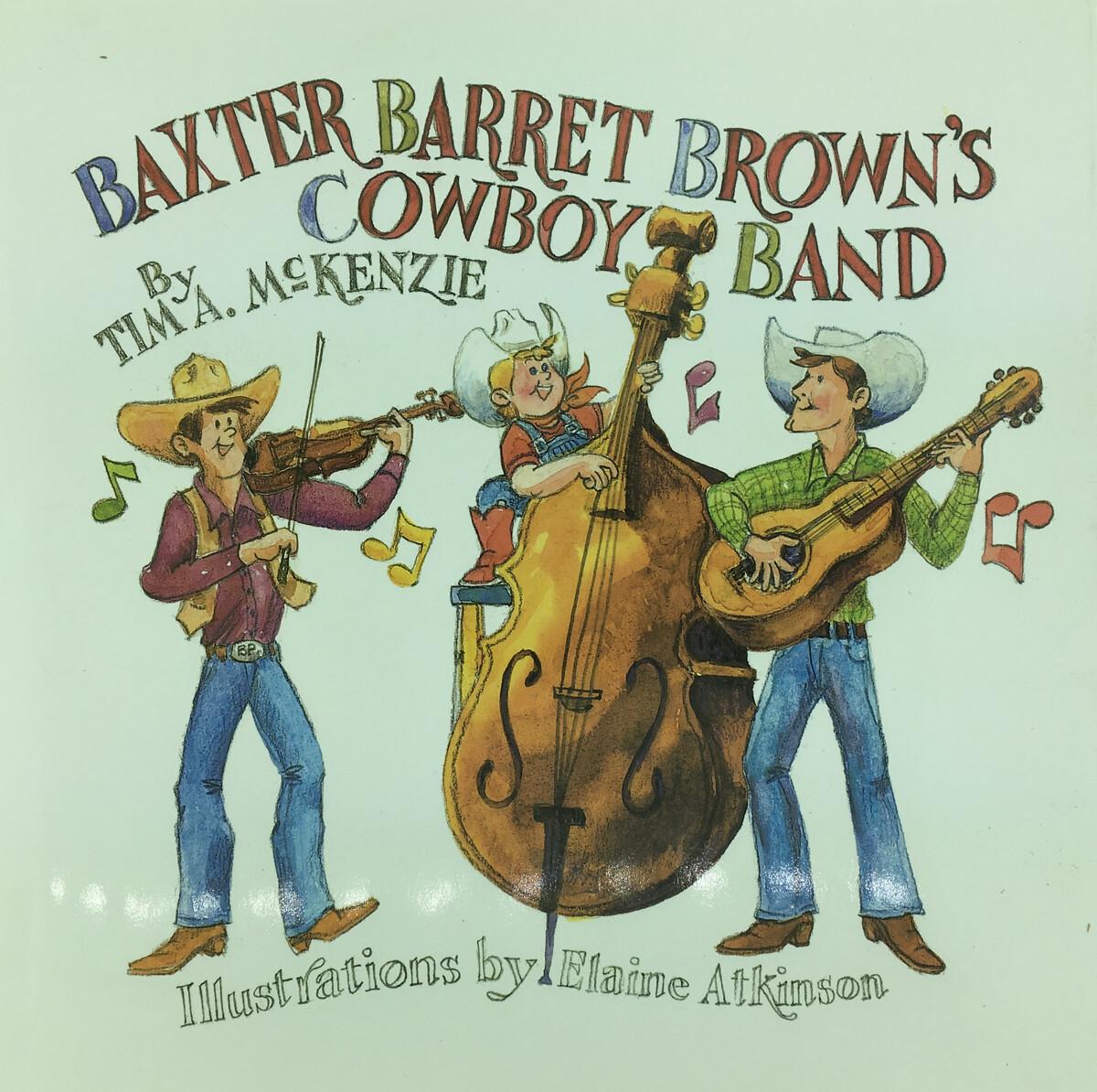Baxter Barret Brown's Cowboy Band