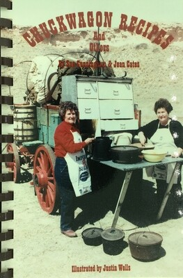 Chuckwagon Recipes & Others
