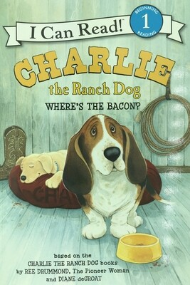 Charlie's Where's the Bacon