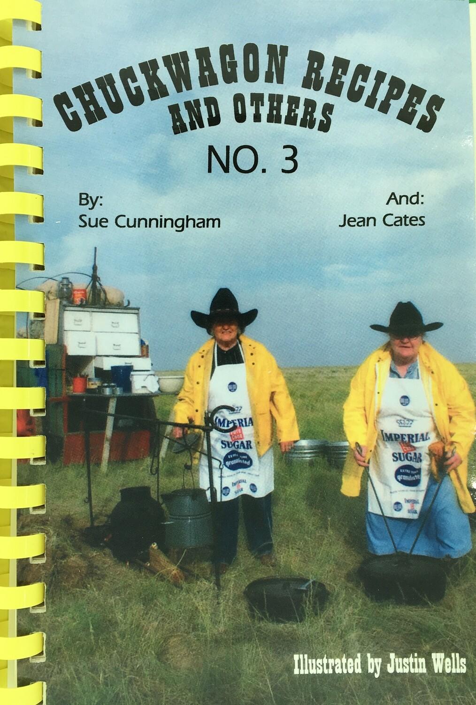 Chuckwagon Recipes & Others No# 3