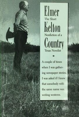 Elmer Kelton Country
