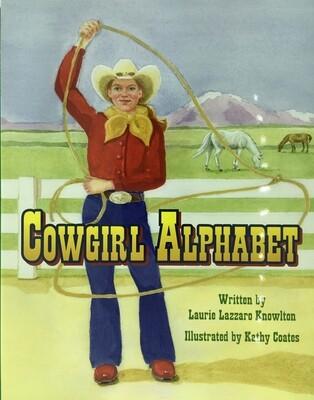 Cowgirl Alphabet