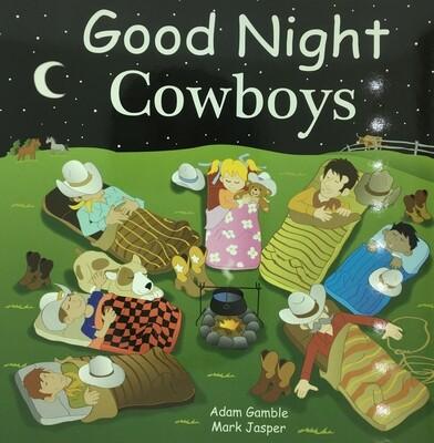 Good Night Cowboys Cardback