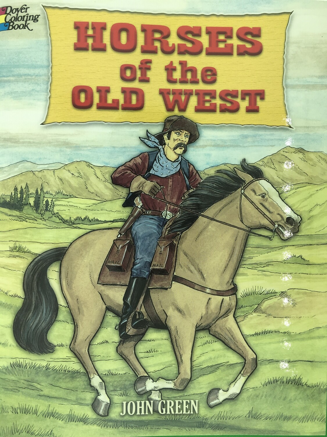 Horses of the Old West